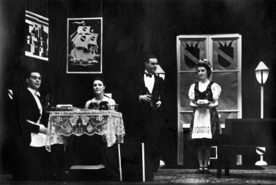 By Candlelight, by Siegfried Gayer, directed by F.T. Pickles, 1941