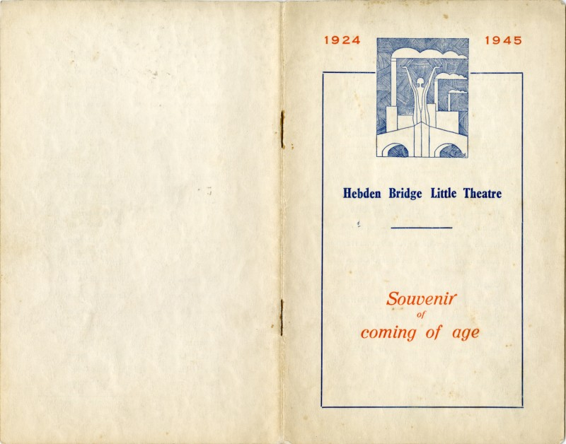 Souvenir of Coming of Age 1924-1945
