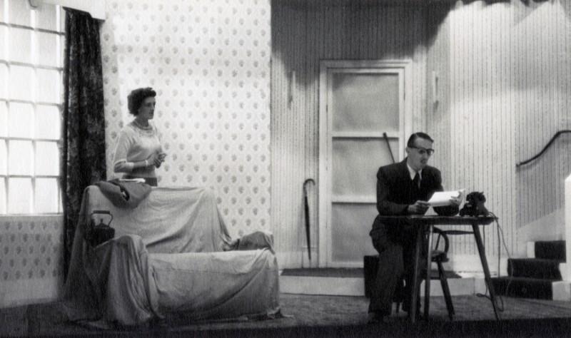 Silver Wedding, 1959