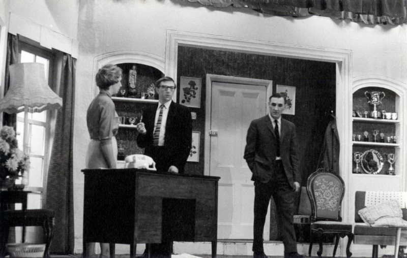 Dial M For Murder, by Frederick Knott, directed by Mary Birchall, 3-10 June 1967