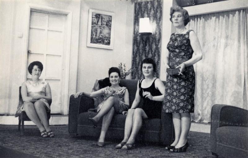 Dangerous Corner, 1968