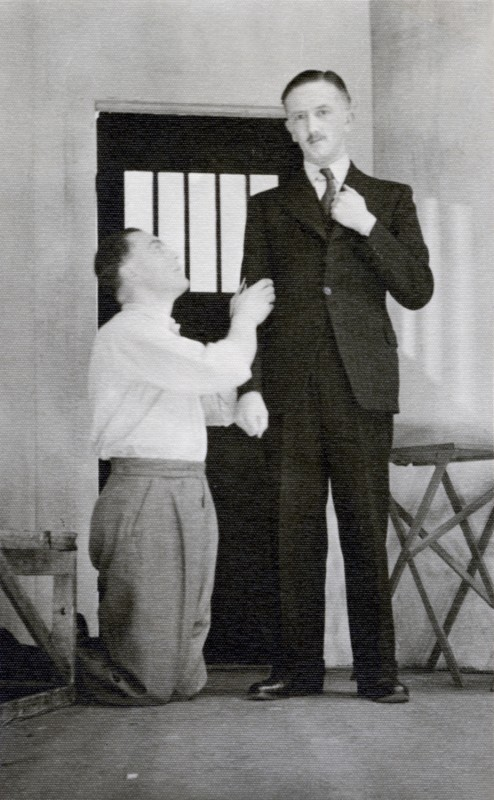 The Gioconda Smile, 1950