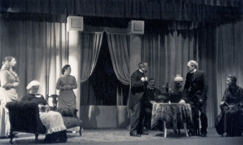 Uncle Vanya, 1958