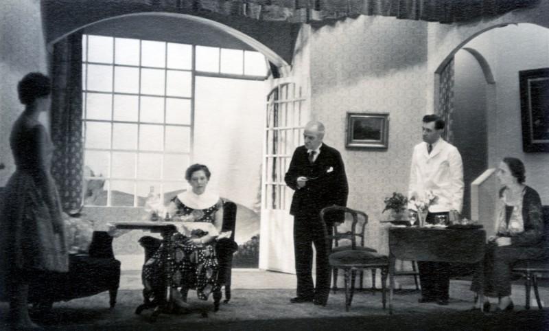 The Chalk Garden, 1959