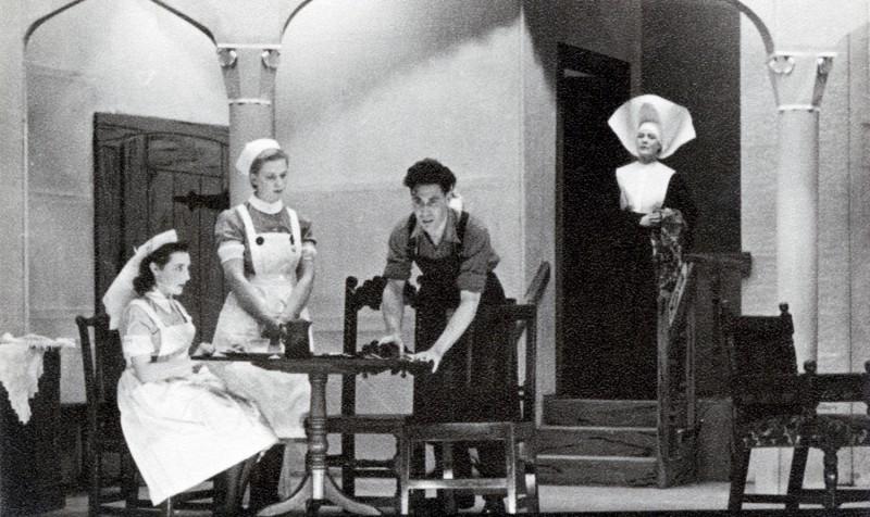 Bonaventure, 1951
