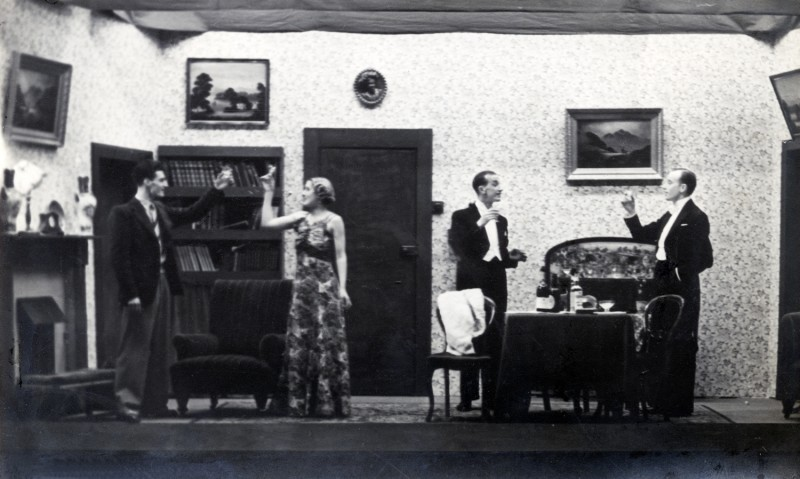 The Wind and the Rain, by Merton Hodge, directed by F. C. Chatburn, 1939