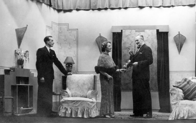 The First Mrs Fraser, 1940