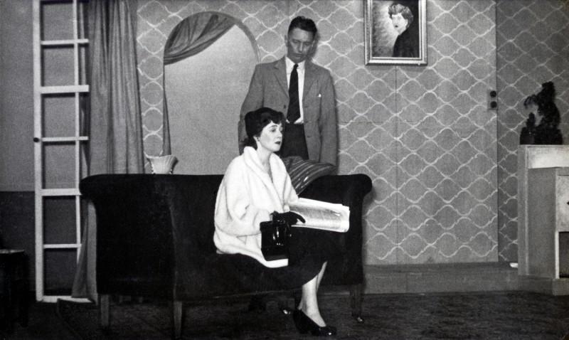 Laura, 1954