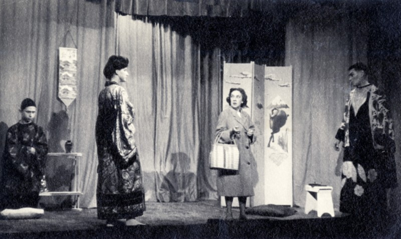 A Majority of One, by Leonard Spigelgass, directed by Mary Birchall and Frederick C. Chatburn, 29 September-6 October 1962