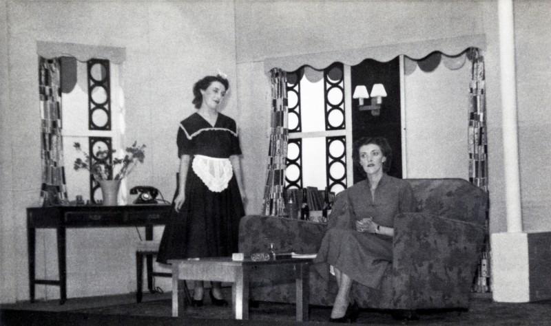 Two Dozen Red Roses, 1953
