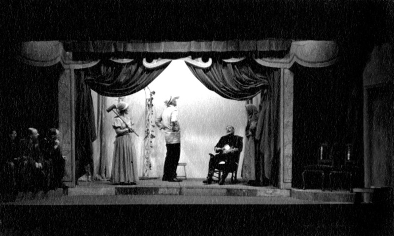 The Love of Four Colonels, by Peter Ustinov Directed by Frederick Chatburn, 30 September-7 October 1961