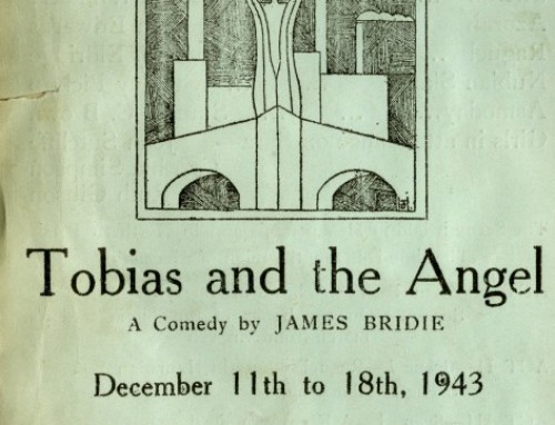 Tobias and the Angel, 1943