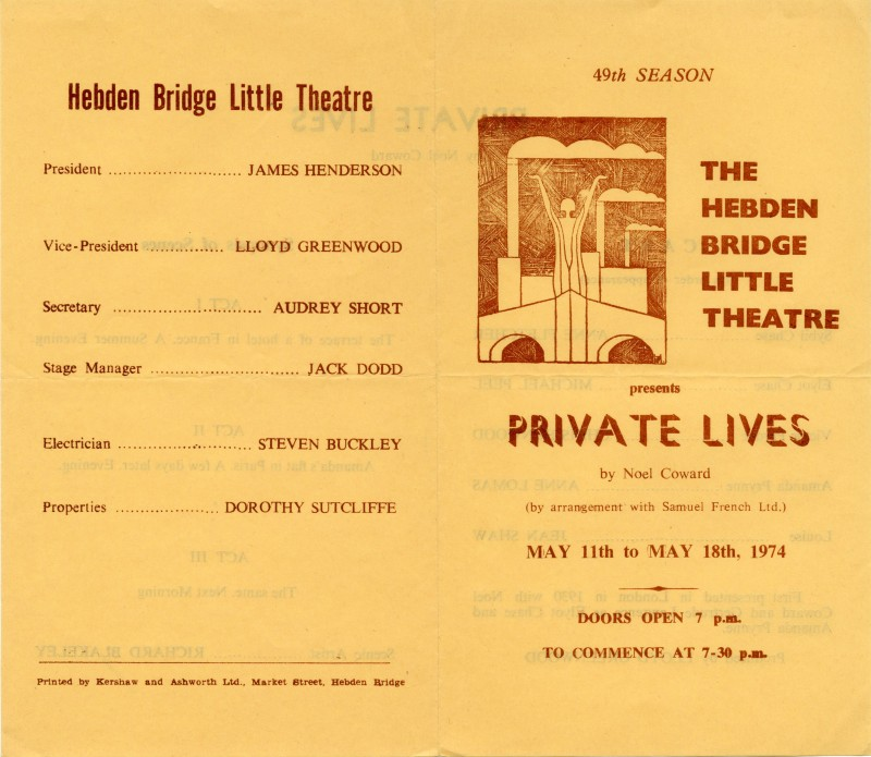 Private Lives Programme