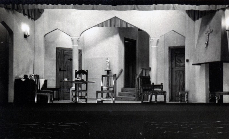 Set for Bonaventure, 1951