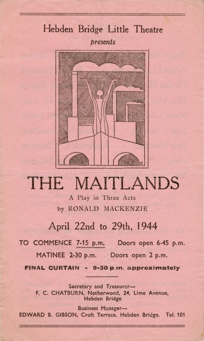 The Maitlands, 1944