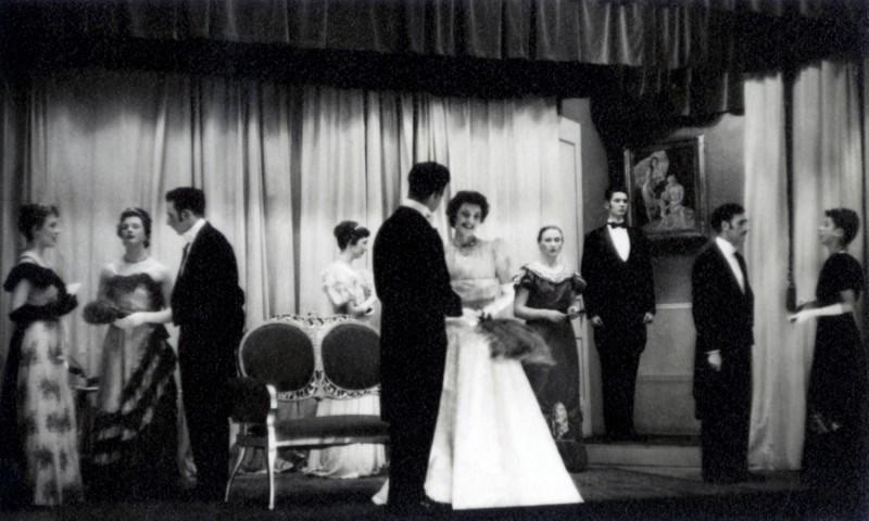 An Ideal Husband, May 1958.