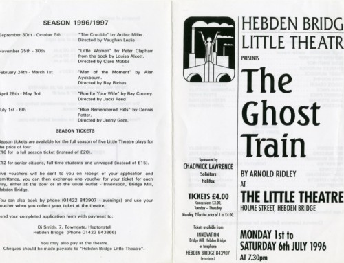 The Ghost Train, 1996