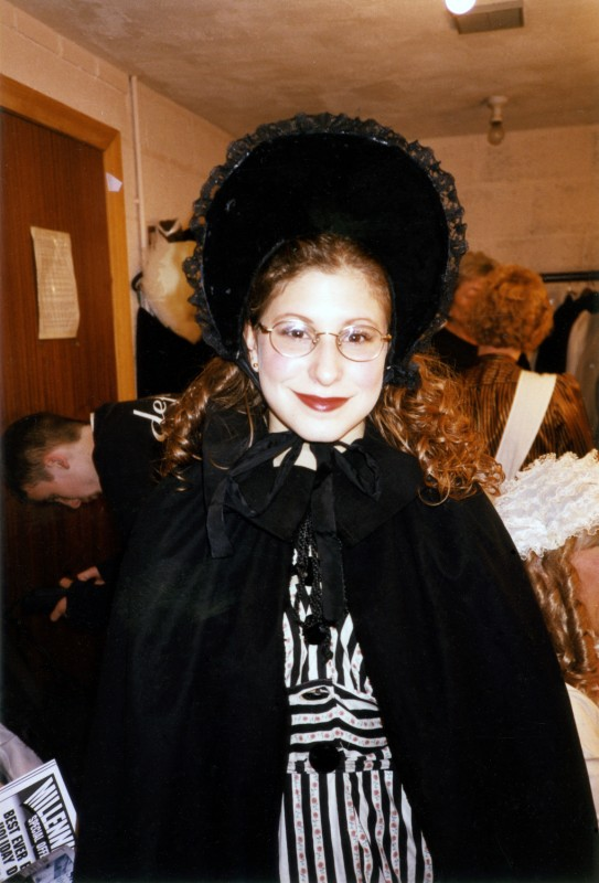A Christmas Carol, Backstage