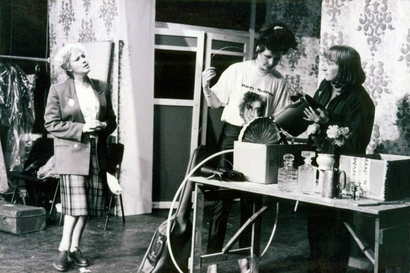 Bazaar and Rummage, 1993