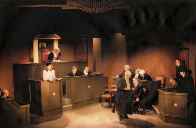 Witness for the Prosecution, 1995