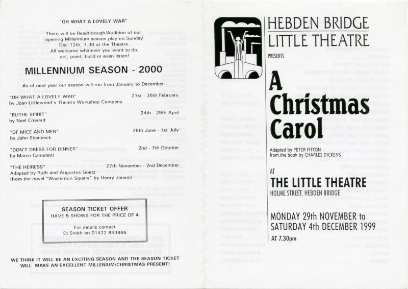 A Christmas Carol, 1999