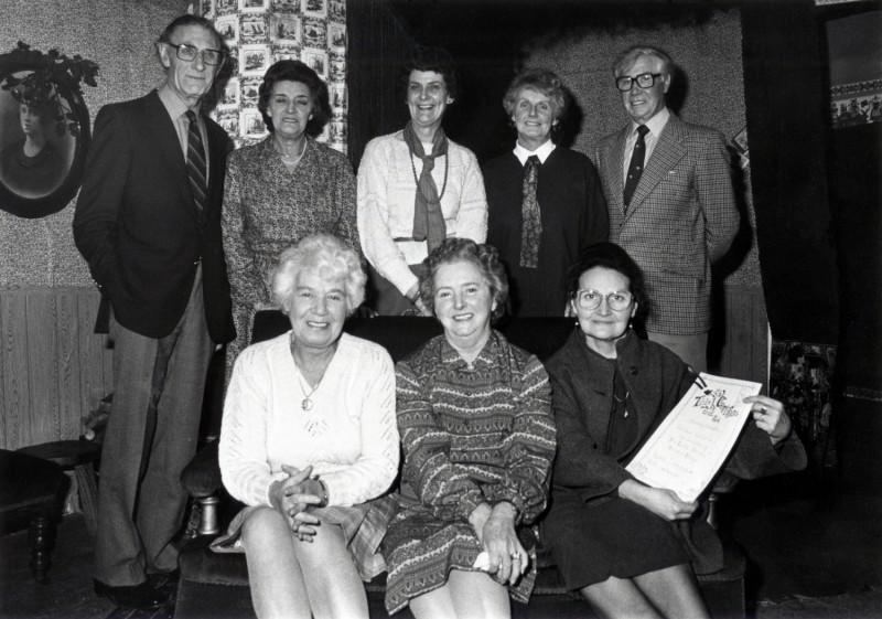 Life Members, Hebden Bridge Little Theatre