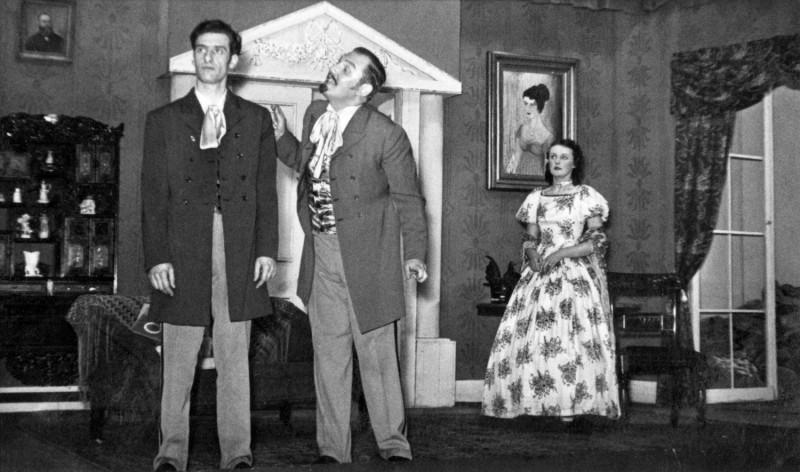 The Noble Spaniard, 1954
