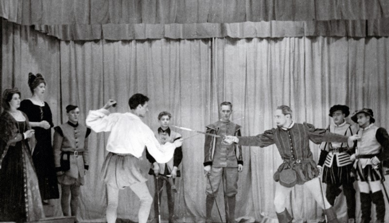 The Tudor Wench, by Elswyth Thane, produced by James Henderson, 16-25 March, 1950.