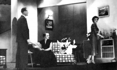 The Whole Truth, by Philip Mackie Directed by Lloyd Greenwood, 28 September-5 October 1957