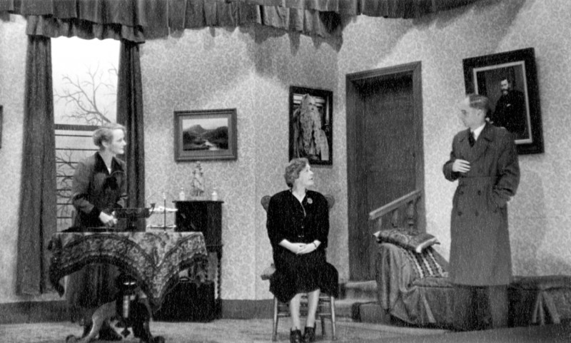 The Living Room, by Graham Greene Directed by James Henderson, 26 March-2 April 1960