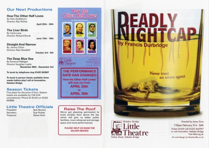 Deadly Nightcap, 2011
