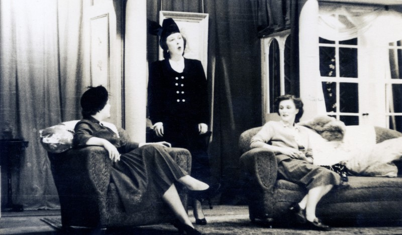 Claudia, by Rose Franken, directed by Frederick C. Chatburn, 22-31 January 1953