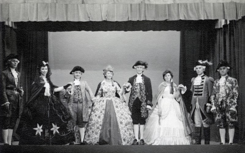 The Rivals, by Richard Brinsley Sheridan Directed by James Henderson 17-27 September 1949