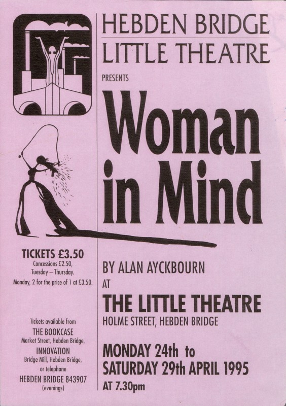 Woman in Mind poster