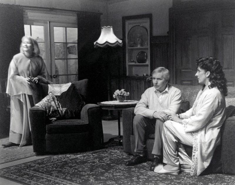 Blithe Spirit, by Noël Coward Directed by Jennifer Crossley, 24-29 April 2000