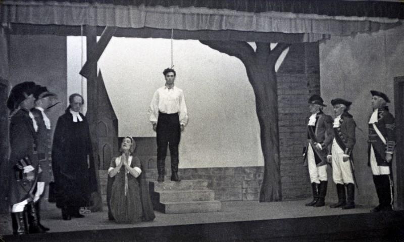 The Devil's Disciple, 1954