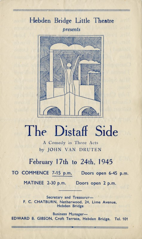 The Distaff Side, 1945