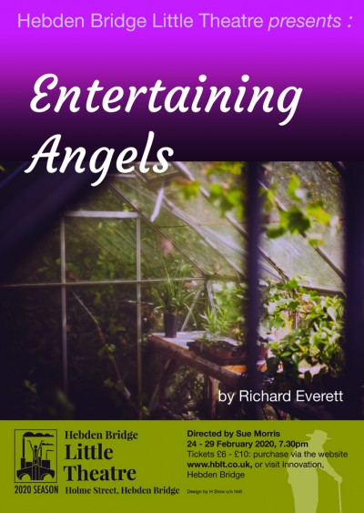 Entertaining Angels poster