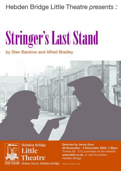 Stringer's Last Stand poster