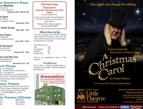 A Christmas Carol, 2012