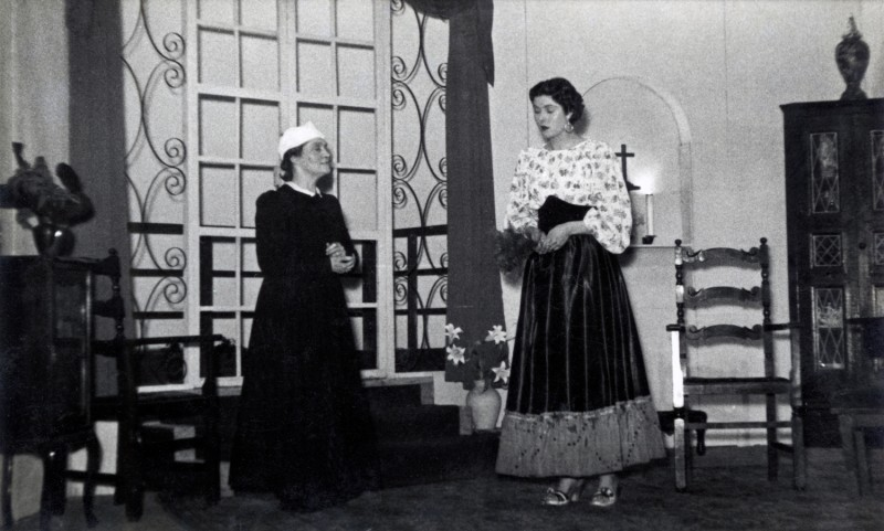 The Arrow of Song, by T. B. Morris Directed by William C. Oakes, 21-29 January 1955