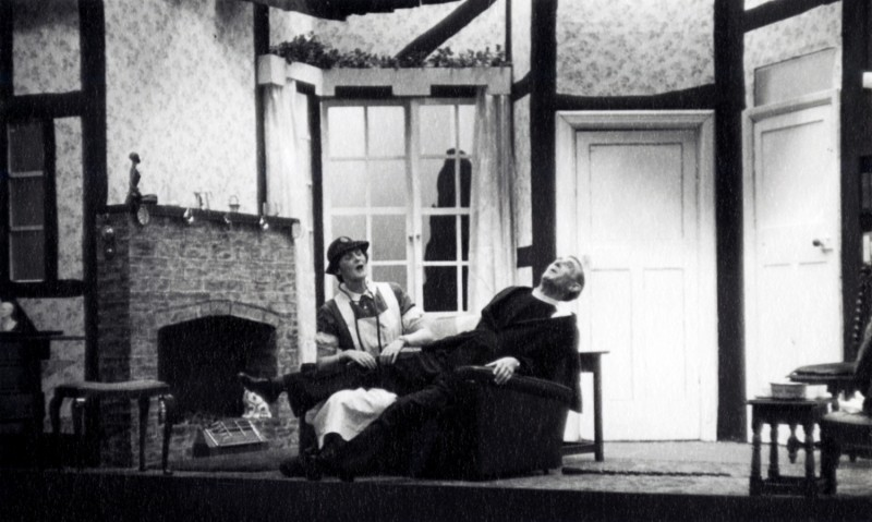 Pool's Paradise, by Philip King Directed by Alan Barnes, 26 September-3 October, 1964