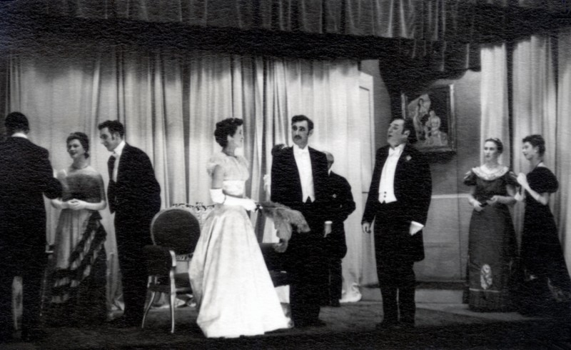 An Ideal Husband, by Oscar Wilde Directed by James Henderson, 10-17 May 1958