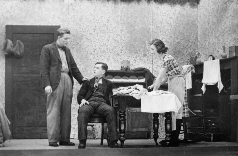 Love on the Dole, by Ronald Gow and Walter Greenwood Directed by James Henderson, 2-9 December 1939