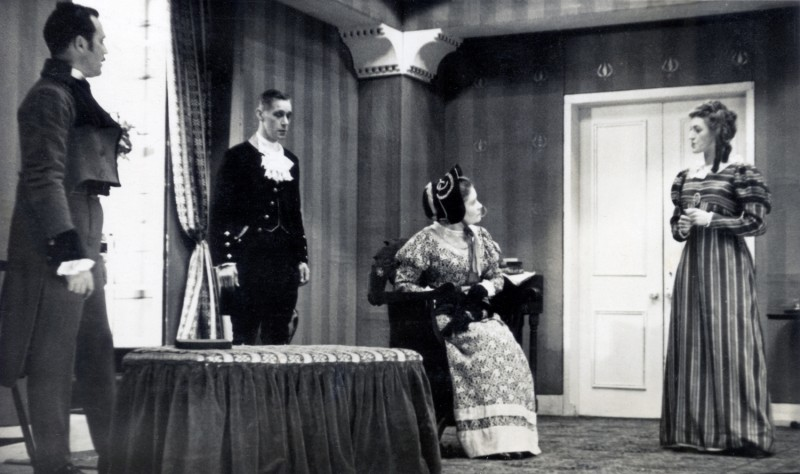 He Was Born Gay, by Emlyn Williams Directed by Sheila Hartley, 20-29 November 1952