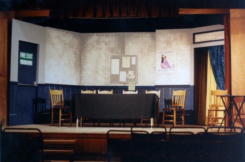 Ten Times Table, set, On Tour 1990