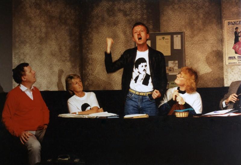 Ten Times Table, On Tour 1990