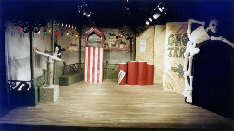 Mr Punch and the Pirates, Bridge Theatre at the Little Theatre