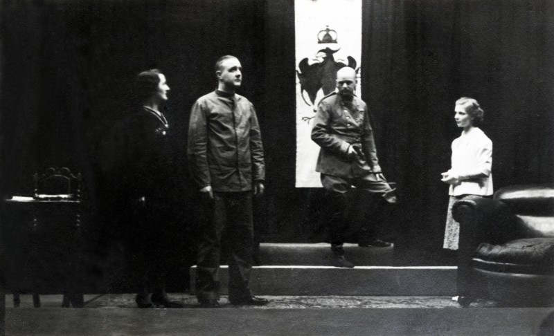 Pastor Hall, by Ernst Toller Directed by Percival Sowden, 4-11 May 1940