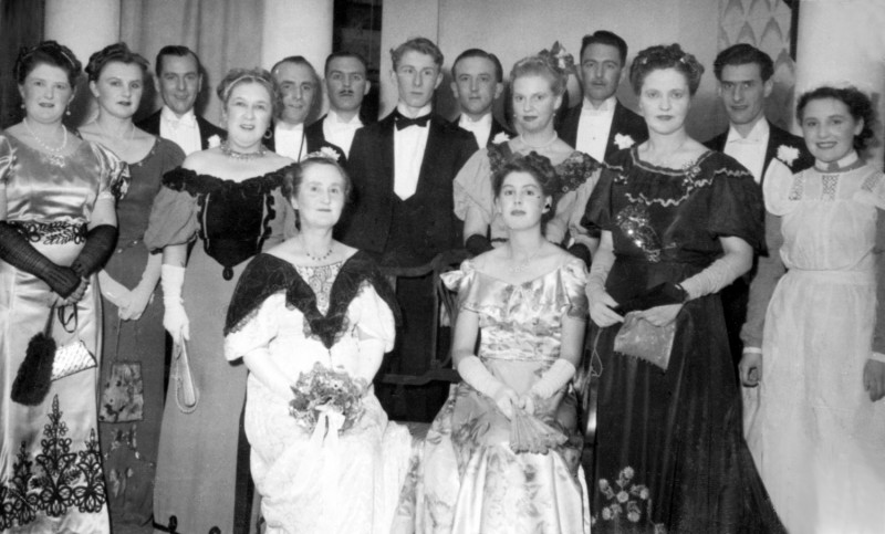 Lady Windermere's Fan, By Oscar Wilde Directed by James Henderson, 21-30 September 1950
